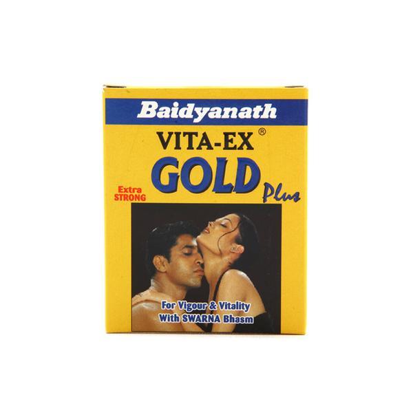 Baidyanath Vita-Ex Gold Plus 10's