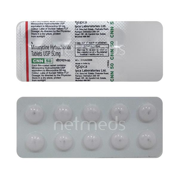 CNN 50mg Tablet 10'S