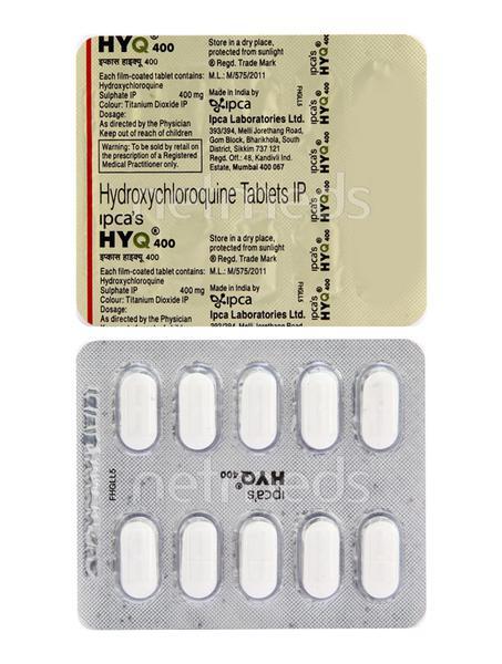 HYQ 400mg Tablet 10'S