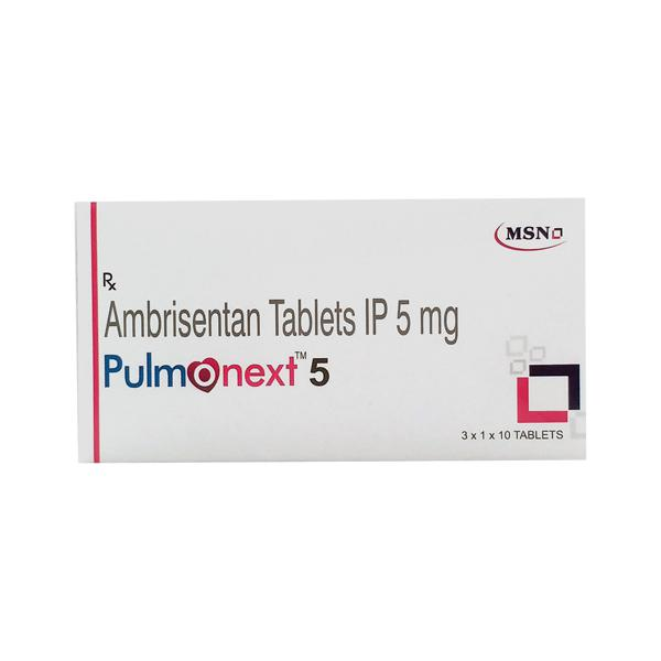 Pulmonext 5mg Tablet 10'S
