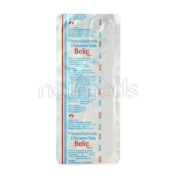 Belic Tablet 10'S