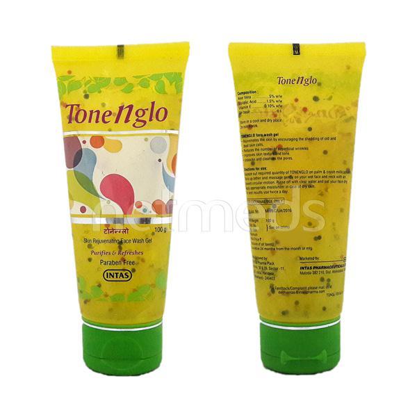 Tonenglo Face Wash Gel 100gm