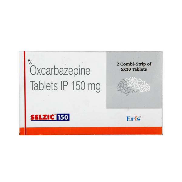 Selzic 150mg Tablet 10'S