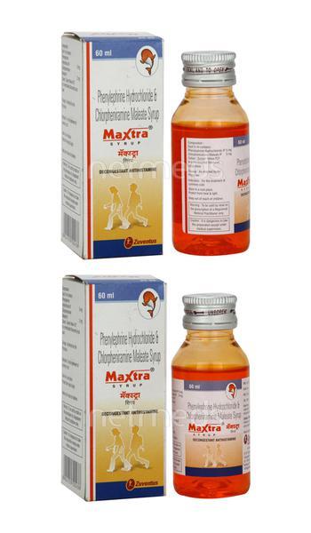 Maxtra Syrup 60ml