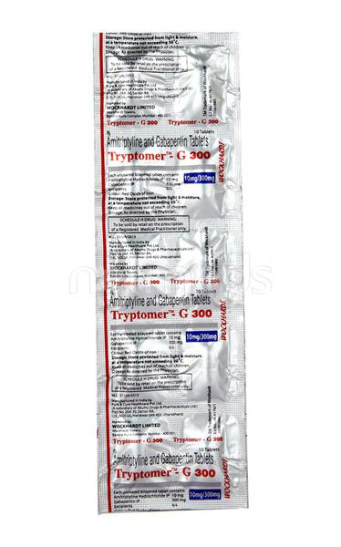 Tryptomer G 300mg Tablet 10'S