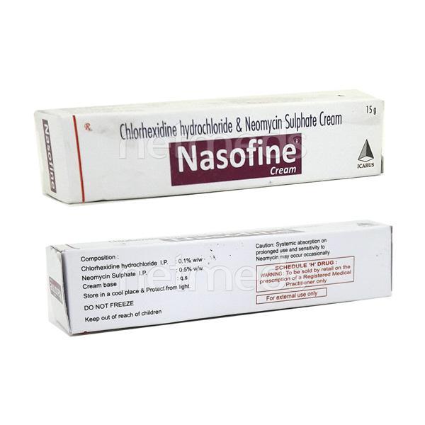 Nasofine Cream 15gm