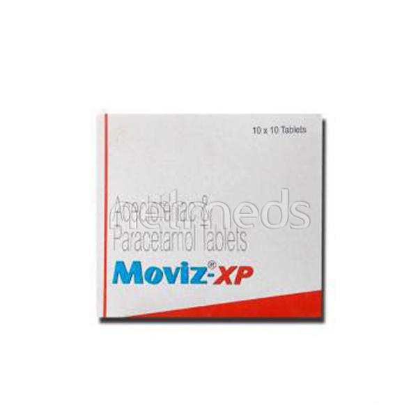 Moviz XP Tablet 10'S