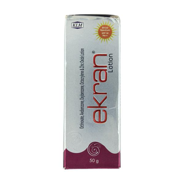 Ekran SPF 30 Lotion 50gm