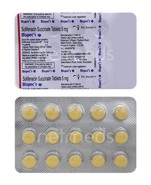 Bispec 5mg Tablet 15'S