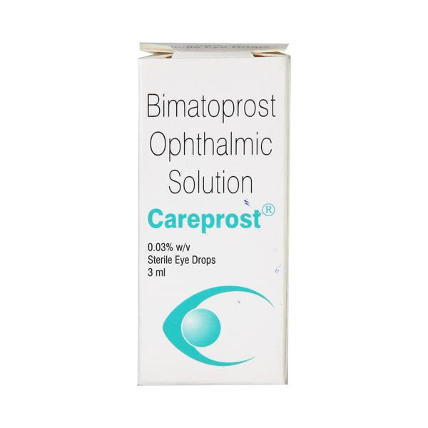 Careprost Eye Drops 3ml