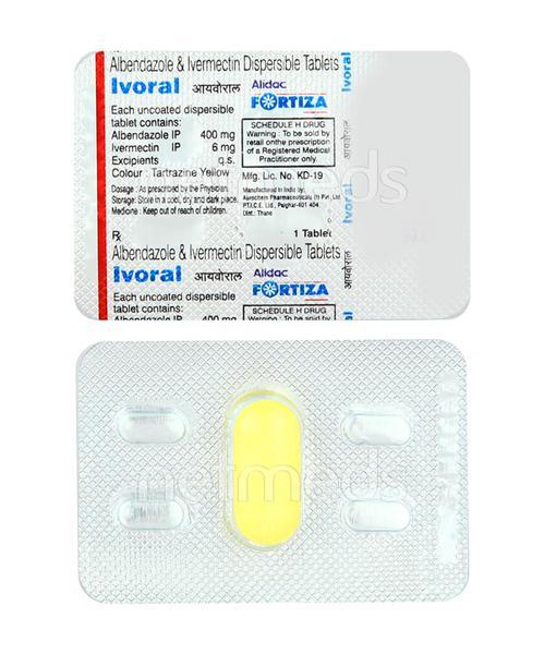 Ivoral Tablet 1's