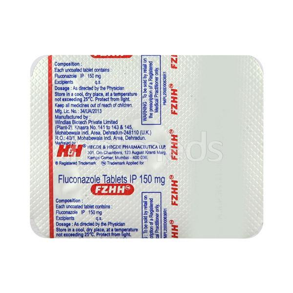 Fzhh 150mg Tablet