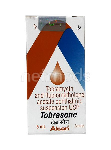 Tobrasone Eye Drops 5ml