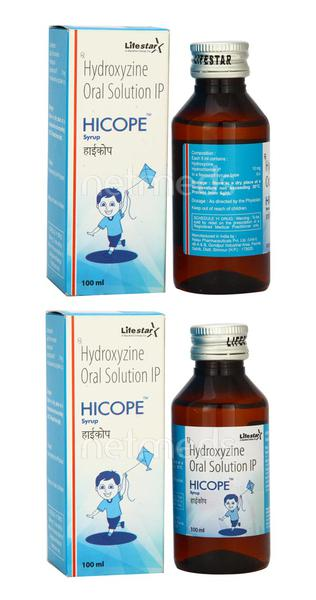 Hicope Syrup 100ml