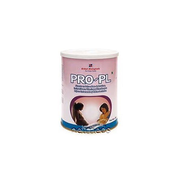 Pro PL Mother's Health Drink Powder - Vanilla Flavour 200 gm (Tin)