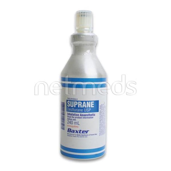 Suprane Injection 240ml
