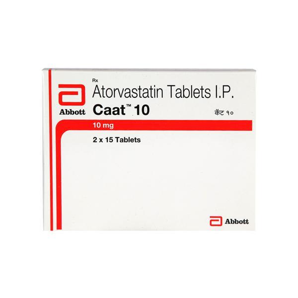 Caat 10mg Tablet 15'S