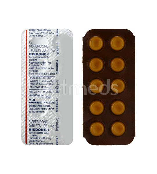 Risdone 1mg Tablet 10'S