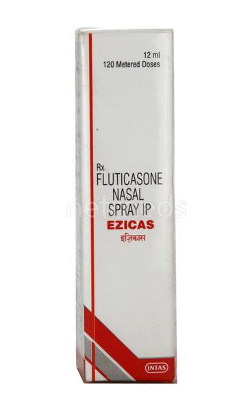 Ezicas Nasal Spray 12ml