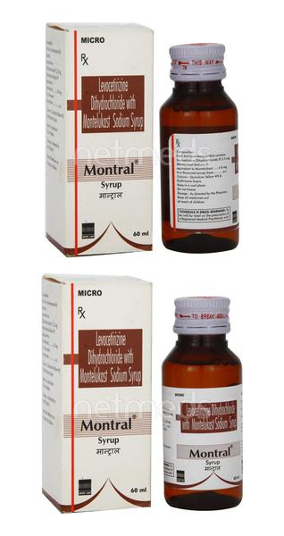 Montral Syrup 60ml