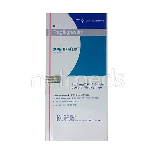 PEG Grafeel Injection(Pfs) 0.6ml