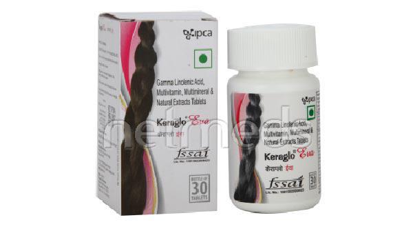 Keraglo Eva Tablet 30'S