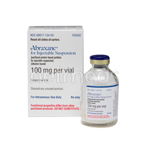 Abraxane 100mg Injection 20ml