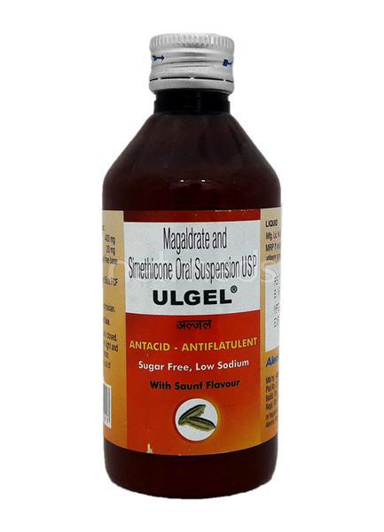 Ulgel Saunf Flavour Suspension 200ml