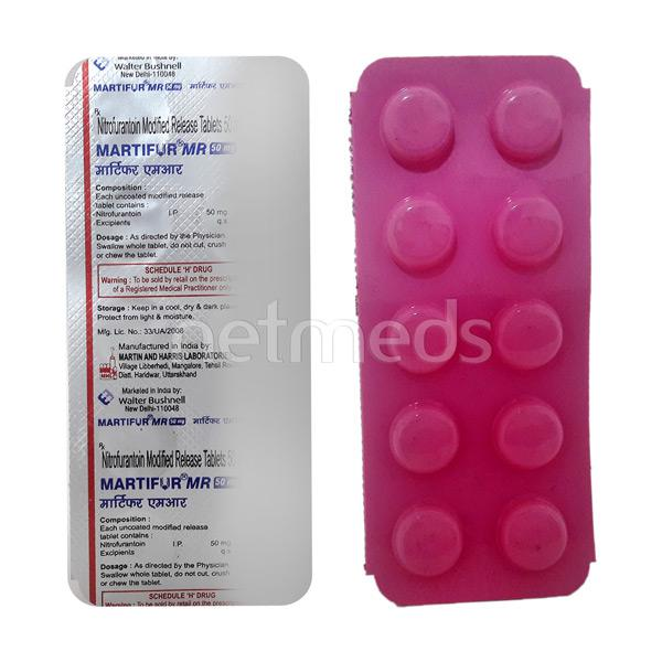 Martifur MR 50mg Tablet 10'S
