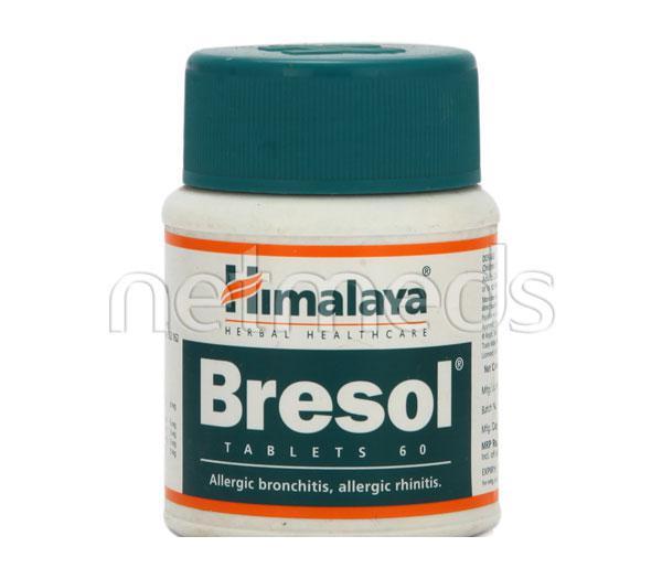 Himalaya Bresol Tablet 60's