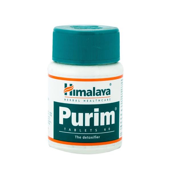 Himalaya Purim Tablet 60's