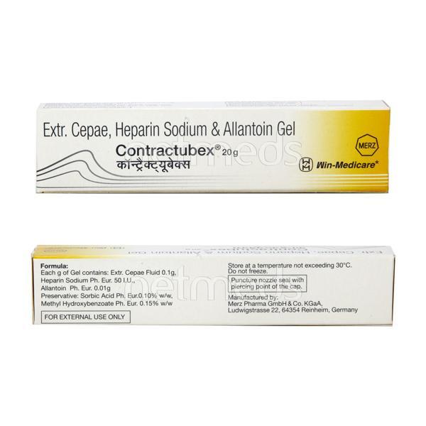 Contractubex Gel 20gm