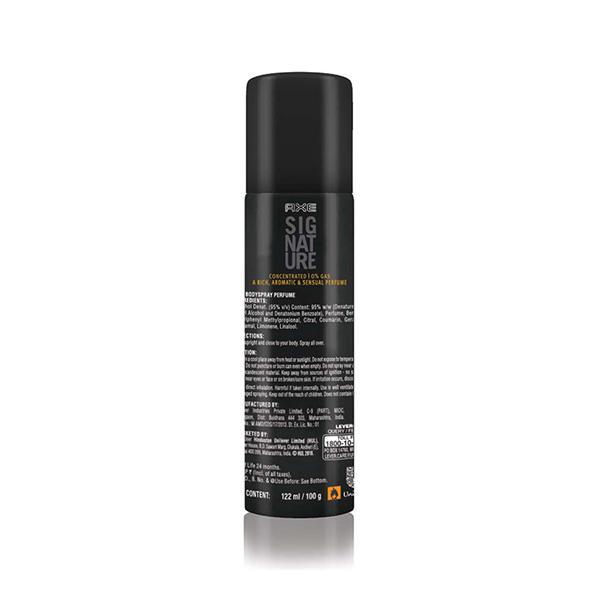 AXE Signature Body Perfume - Suave 122 ml