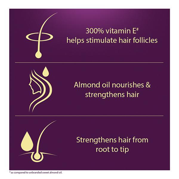Bajaj Almond Drops Hair Oil 300 ml