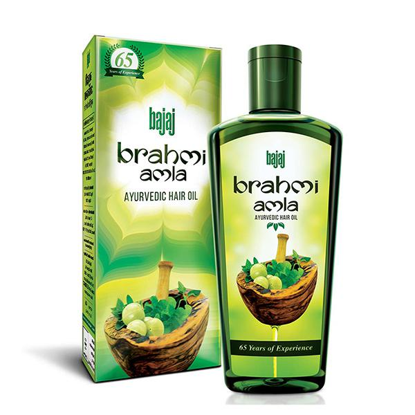 Bajaj Brahmi Amla Ayurvedic Hair Oil 400 ml