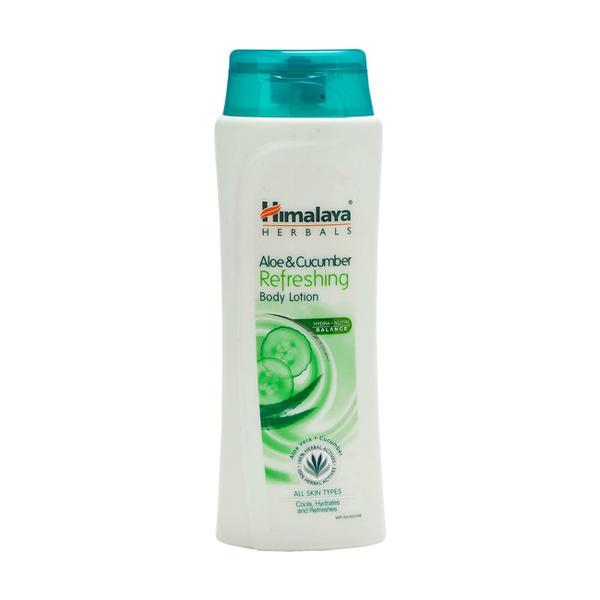 Himalaya Refreshing Body Lotion - Aloe & Cucumber 100 ml