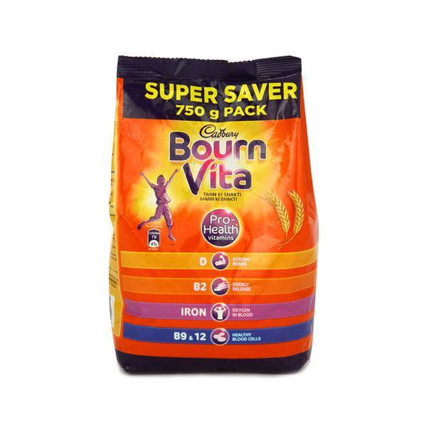 Cadbury Bournvita Regular Pouch 750 gm