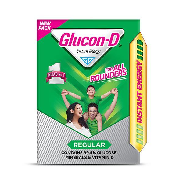 Glucon-D Regular 200 gm
