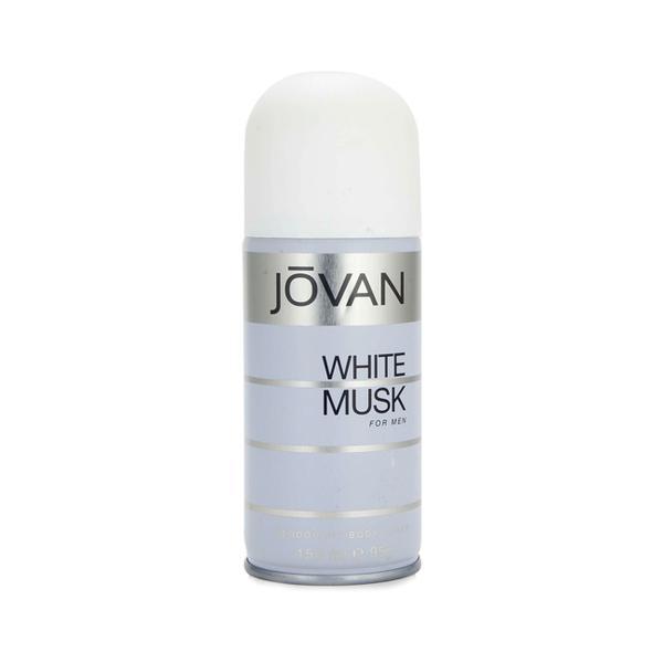 Jovan Men Body Spray White Musk 150 ml