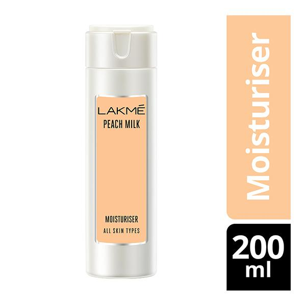 Lakme Peach Milk Moisturizer Body Lotion 200 ml