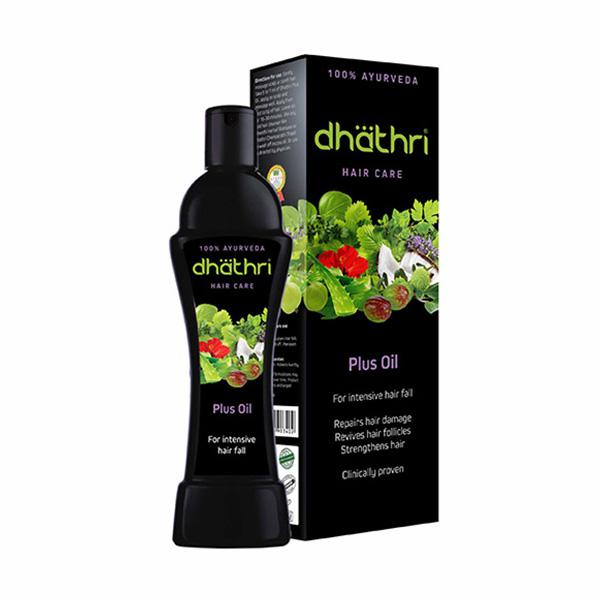 Dhathri Hair Care Plus Oil 100 ml