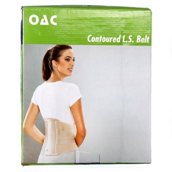 Tynor Oac Contoured L.S. Belt (M) (L 01)