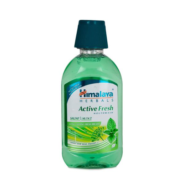 Himalaya Active Fresh Mouthwash 215 ml