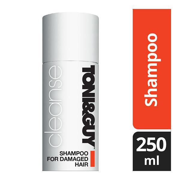 TONI & GUY for Damaged Hair Cleanse Shampoo 250 ml