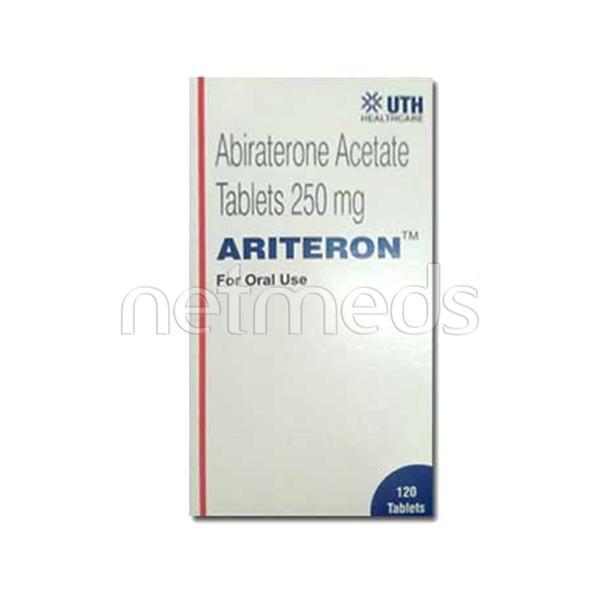Ariteron 250mg Tablet 120'S