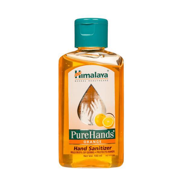 Himalaya PureHands Hand Sanitizer - Orange 100 ml