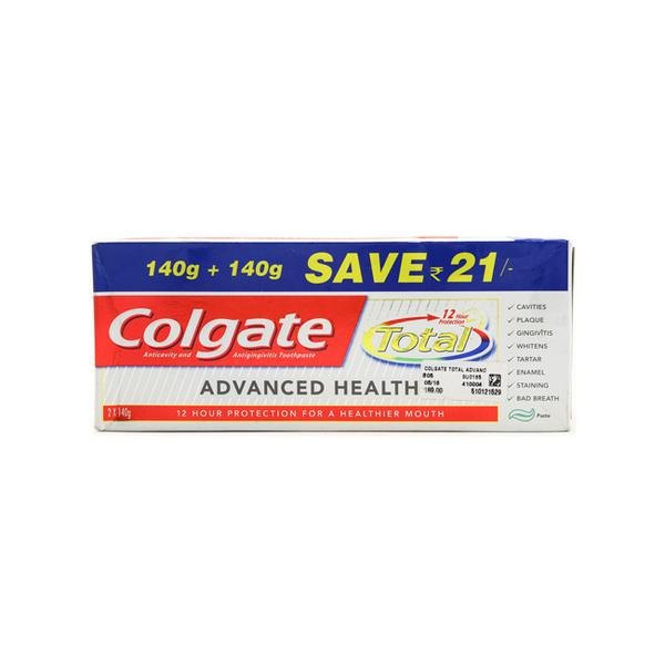 Colgate Total Advanced Health Toothpaste 280 gm