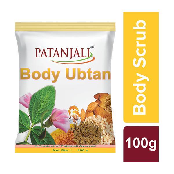 Patanjali Body Ubtan Powder 100 gm
