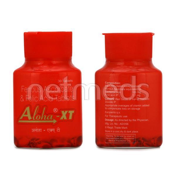 Aloha XT Tablet 30'S