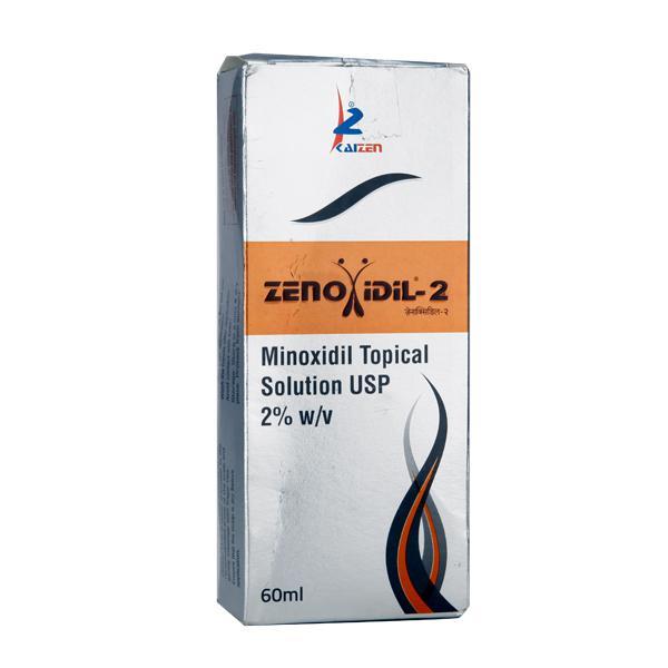 Zenoxidil 2% Solution 60ml